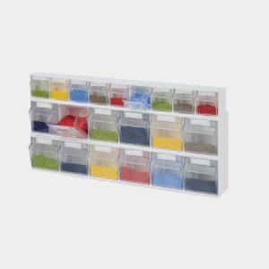 Plastic Bins 8669